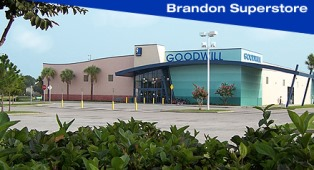Brandon Superstore exterior