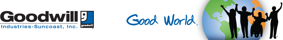 Goodwill Industries Suncoast Logo