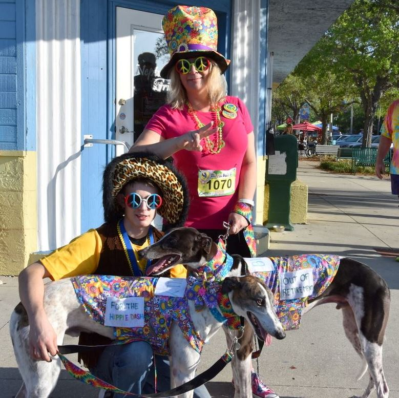 Suncoast Credit Union Locations >> Hippie Dash for Peace, Love & Goodwill! May the Groove be ...
