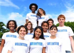 college student volunteers goodwill industries suncoast