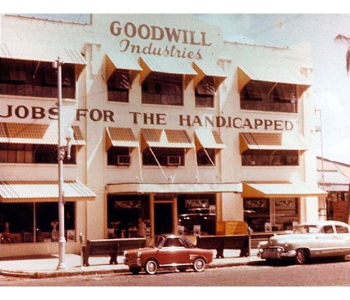 First Goodwill Building