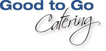 good to go catering logo