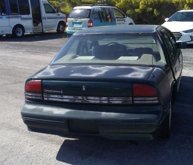 1996 olds cutlass