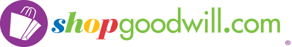 Shop goodwill logo