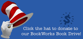 click to donate to BookWorks