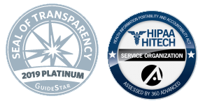 HIPAA and Guidestar Seals