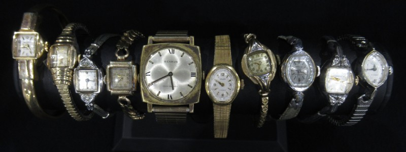 Gold-Plated Watches