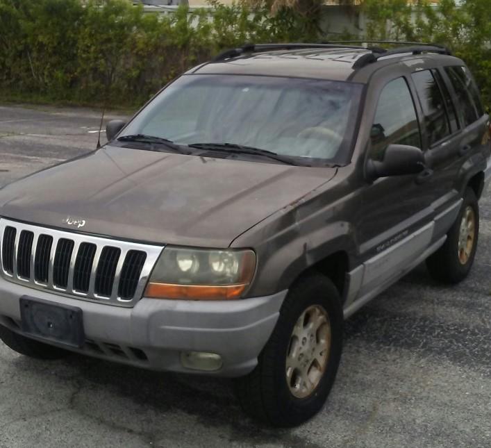 2000 Jeep GC